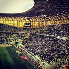 PGE Arena Gdańsk w Gdańsk, Województwo pomorskie