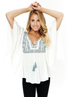 Bianca Top #affordable #affordable-bohemian-fashion #bohemian #bohemian-blouse #bohemian-chic #bohemian-clothes #bohemian-embroidered-top #bohemian-fashion #bohemian-festival #bohemian-inspired-fashion #bohemian-style #bohemian-style-blouse #bohemian-style-kimono-top #bohemian-style-top #bohemian-top #boho #boho-chic #boho-chic-top #boho-style #coachella #coachella-clothes #coachella-fashion #coachella-inspired #coachella-outfit #fashion #festival #festival-clothes #festival-clothing…