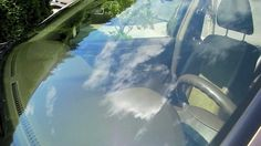 It sounds crazy but rubbing STEEL WOOL on your WINDSHIELD won't hurt it! Tempered windshield glass is higher on the MOHS scale of hardness than steel wool, s. Car Cleaning Hacks, Household Cleaning Tips, Car Hacks, Diy Cleaning Products, Cleaning Solutions, Windshield Cleaner, Clean Windshield, Windshield Glass, Cleaning Car Windows
