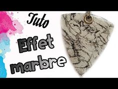 TUTO FIMO: EFFET MARBRE | PolymerClay Tutorial Marble effect