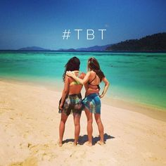One of our favorite pics from our many journeys to this beautiful place! www.elizabethkoh.com #TBT #Thailand #travel #beautiful #elizabethkoh #besties #partners #entrepreneurs #giveback #beach #paradise #love