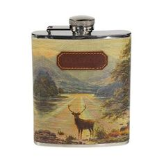 Stag Hip Flask
