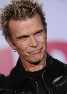 From zimbio billy idol in old dogs world premiere billy idol just saw