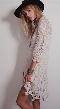 Free-People-Anthropologie-Mi-Amore-Crochet-Dream-Catcher-Lace-Dress-2