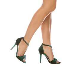 Elnora - The PERFECT Christmas shoe!