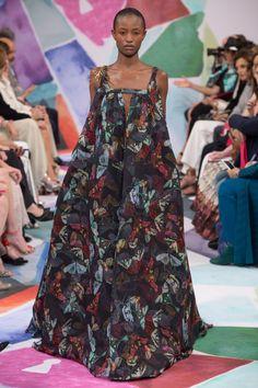 Schiaparelli Fall 2016 Couture Fashion Show - Alicia Burke
