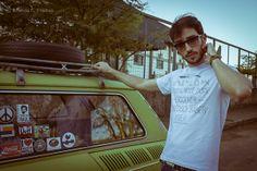 Coleção do Rei! Estampa: - Se o bem e o mal existem, você pode escolher é preciso saber viver!  e-Acredite!: http://acredite.iluria.com/  Acredite! * 20% da renda das nossas camisetas são doados para ajudar projetos sociais