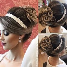 Discover penteadossonialopes's instagram image Coque  #PenteadosSoniaLopes ✨ . . . #sonialopes #cabelo #penteado  #noiva #noivas #casamento #hair #hairstyle #we 1525424425338487820_1188035779 • Inswiki