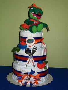 Florida Gators Alberta Cake