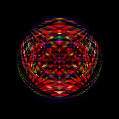 Ball of Confusion 2 by Tony Digital Art, via Flickr