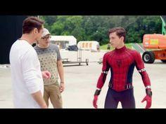 Homem-Aranha rouba a cena em vídeo de bastidores de Capitão América: Guerra Civil - Notícias de cinema - AdoroCinema