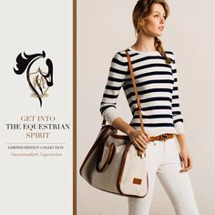 Massimo Dutti - The Equestrian Collection SS/2014 - Lookbook Woman