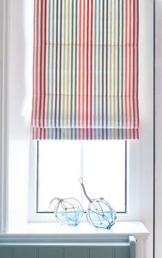 Girls' sitting room - Ascot Stripe 1 - Ian Mankin