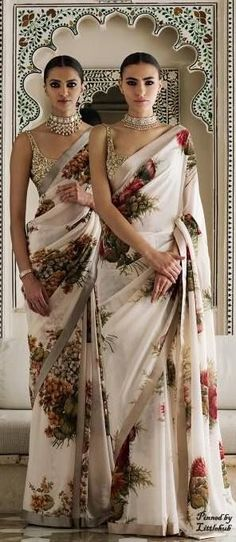 Pinterest @Littlehub || Sabyasachi~❤。An Exquisite Clothing World #indianfashion,