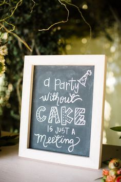 20 sweet signs that add a little something special to your wedding decor | Betsi Ewing Photography