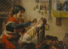 de Francisco Pradilla y Ortiz (espagnol 1848 - 1921)