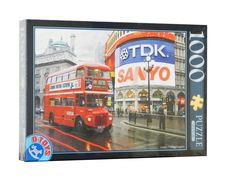 Puzzle Piccadilly Circus - Londres - Puzzles monuments