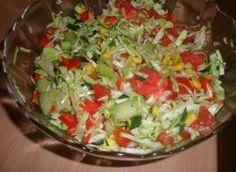 sałatka z rukoli i roszponki do obiadu: Przepisy, jak zrobić - Smaker.pl Grains, Tacos, Rice, Ethnic Recipes, Food, Pineapple, Essen, Meals, Seeds