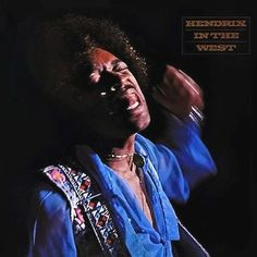 Jimi Hendrix Hendrix In The West – Knick Knack Records