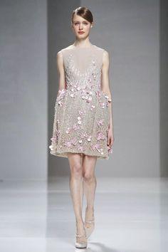 Georges Hobeika Couture Spring Summer 2015 Paris - NOWFASHION