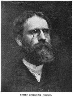 Robert Underwood Johnson