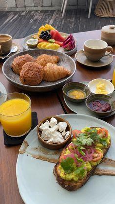 Sleepover Food, Snap Food, Applis Photo, Food Snapchat, Sweet Breakfast, Aesthetic Food, Love Food, Cravings, Bali