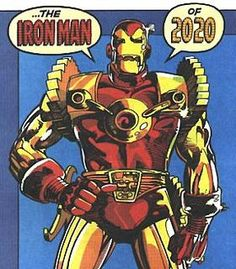 Root for the Bad Guy: Iron Man 2020