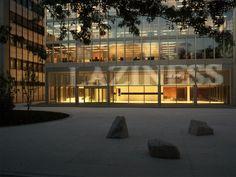 Peter Märkli . Novartis CAMPUS VISITOR CENTRE . Basel (5)