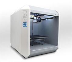 German RepRap Introduces Second Generation X150 3D Printer