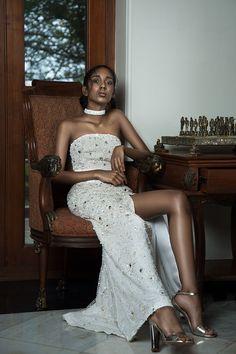 da64e15a 62 Best Nadine images | Gala gowns, Indian clothes, Ballroom Dress
