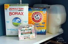ingredients_make_your_own laundry detergent by pretty handy girl.