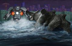 Puget Sound Defense Force by FilKearney
