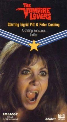 El señor de los bloguiños: Las amantes del vampiro (1970) de Roy Ward Baker