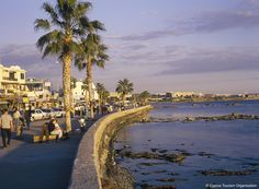 Cyprus Pafos Seafront