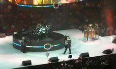 Pesado 360° Arena Monterrey 2015