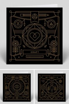 Creative Design, Graphic, Inspiration, and Modern image ideas & inspiration on Designspiration Deco Design, Design Art, Print Design, Design Elements, Illustration Design Graphique, Art Graphique, Graphic Design Typography, Branding Design, Designers Gráficos