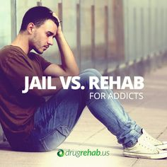 Rehab vs. jail is an old debate, but one that is shifting. Discover if jail can really be rehab for addicts or is addicst need more effective treatment.