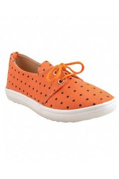 Go stylish and trendy by wearing this pair of orange coloured casual shoes for women #casualshoes #orangeshoes #onlineshoes #womensfashion #womenscausualshoes Shop here- https://trendybharat.com/orange-casual-shoes-for-women-a12-2s47orange?search=womens%20shoes&page=8