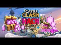 10 Castle Clash Hack Android Ideas Castle Clash Castle Clash Hack Castle