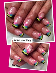 By Shannon N Angel Love Nail Salon  Hurricane Ut Call 435-635-4470. Or angellovegelnails.com