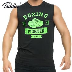 Taddlee Brand Men's Activewear Shirts Singlets Stringer Casual Undershirts