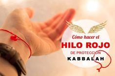 La verdadera forma para saber Cómo hacer el Hilo Rojo de la Kabbalah, cómo ponértela tú misma, cuánto tiempo debes llevarla y todo lo que necesitas saber.