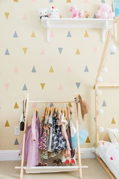 Vivian's Bedroom Reveal: Little Girls Bedroom Ideas You'll Want to Steal | toddler bedroom decor ideas | bedroom decor ideas for little girls | toddler girl bedroom decor | how to decorate a toddler's bedroom | toddler inspired home decor ideas || Sandy A La Mode