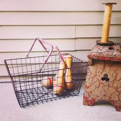 A personal favorite from my Etsy shop https://www.etsy.com/listing/210843441/shopping-basket-laundry-towel-organizer