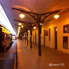 Estação de Trem - Shopping Estação - Curitiba