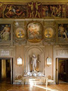 Inside Palazzo Sacchetti's Royal Interiors   Sotheby's