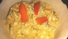 Jak udělat bramborovo-vajíčkovou pomazánku | recept Russian Recipes, Risotto, Grains, Rice, Cooking Recipes, Meat, Chicken, Ethnic Recipes, Polish