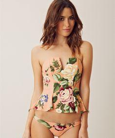 middriff-concealing bathing suit