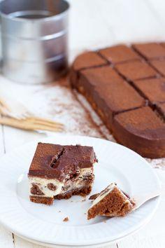 Sinterklaas truffelpepernoten cheesecake - Zoetrecepten Diy Food, Finger Foods, Cake Recipes, Good Food, Food And Drink, Cooking Recipes, Favorite Recipes, Sweets, Cupcakes