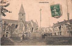 Eglise de Champéon